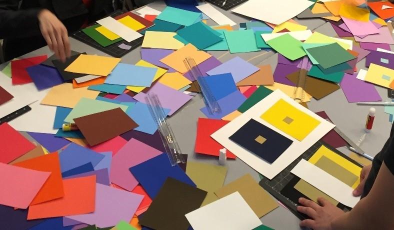 josef albers design pedagogy