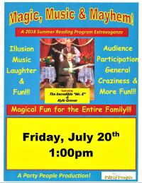 Mr. E's Magic Show