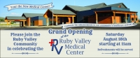 Ruby Valley Medical Center Grand Opening