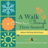 A Walk through Three Seasons: Nature Writing Workshops