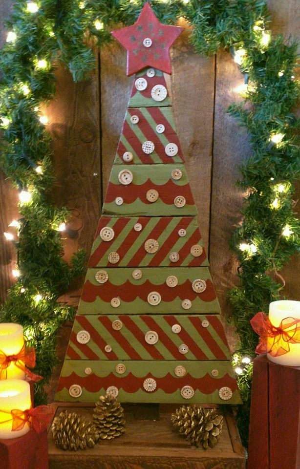 wood pallet christmas tree workshop - Wood Pallet Christmas Tree