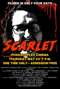 Feature Film ?SCARLET? FREE Showing!