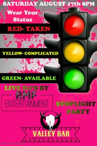STOPLIGHT DJ PARTY