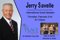 One Night Only - Dr. Jerry Savelle