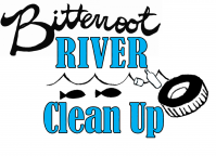 Bitterroot River Clean Up