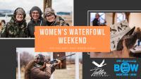 Women's Waterfowl Weekend
