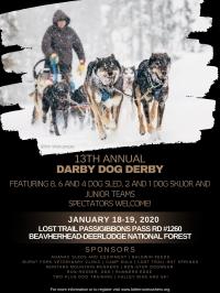 13th Annual Darby Dog Derby