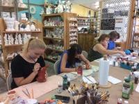 Open Ceramic Paint Day