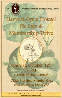 Harvest Fest Open House