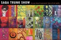SAQA Traveling Trunk Show
