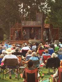 FREE Performance Shakespeare In The Park