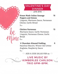 Valentine's Day with Kimberlee Carlson