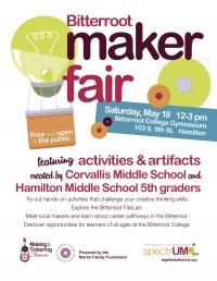 Bitterroot Maker Fair