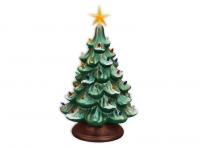 Vintage Light Up Christmas Tree Painting Workshop
