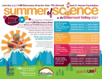 spectrUM Summer of Science at the Ravalli County Museum