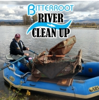 Bitterroot River Clean-Up