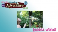 Bubble Wands at Ravalli County Museum