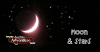 Moon & Stars Craft at Ravalli County Museum