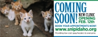 Open House -- SNIP Low Cost Spay Neuter Clinic
