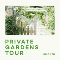 Private Gardens Tour
