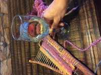 Wine and Weave, for adults (of course)