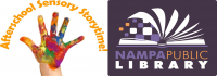 After School Sensory Storytime @ Nampa Library