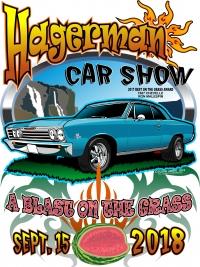 """19th Annual """"A Blast On The Grass"""" Car Show"""