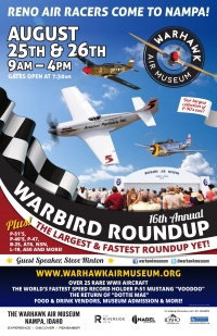 Warbird Roundup