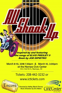 All Shook Up: the musical