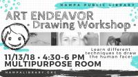 Art Endeavor! Drawing Workshop