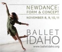 NewDance: Form & Concept