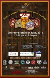 7th Annual B'Arc & Brew Craft Beer Festival