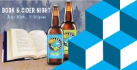 Book and Cider Night with Longdrop Cider