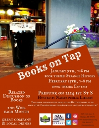 Books on Tap Bookclub