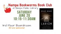 Nampa Bookworms Book Club