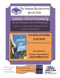 Nampa Bookworms Bookclub