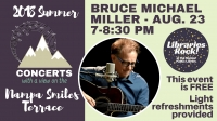 Bruce Michael Miller in Concert