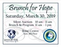 Brunch for Hope