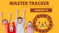 Zoo Boise Day Camp - Master Tracker (Grades 2-6)