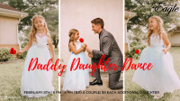 Daddy Daughter Dance Presented by the City of Eagle
