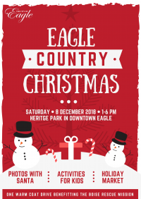 Eagle Country Christmas