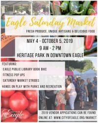 Eagle Saturday Market
