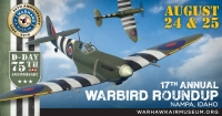 17th Annual Warbird Roundup