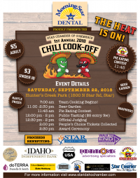 Star Chamber of Commerce Chili Cook-Off