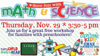 Fun with Math & Science!