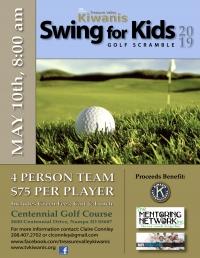 Treasure Valley Kiwanis Swing for Kids Golf Scramble