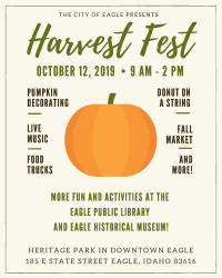 Eagle Harvest Festival
