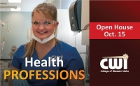 CWI Health Professions Open House
