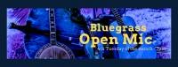 Bluegrass Open Mic