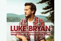 Luke Bryan. What makes You Country Tour